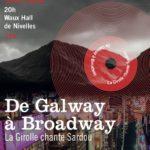 La Girolle chante Sardou @ Nivelles