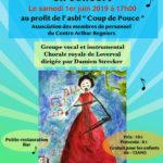 Concert philanthropique @ Centre Arthur Regniers