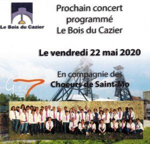 Concert au Bois du Cazier @ Bois du Cazier