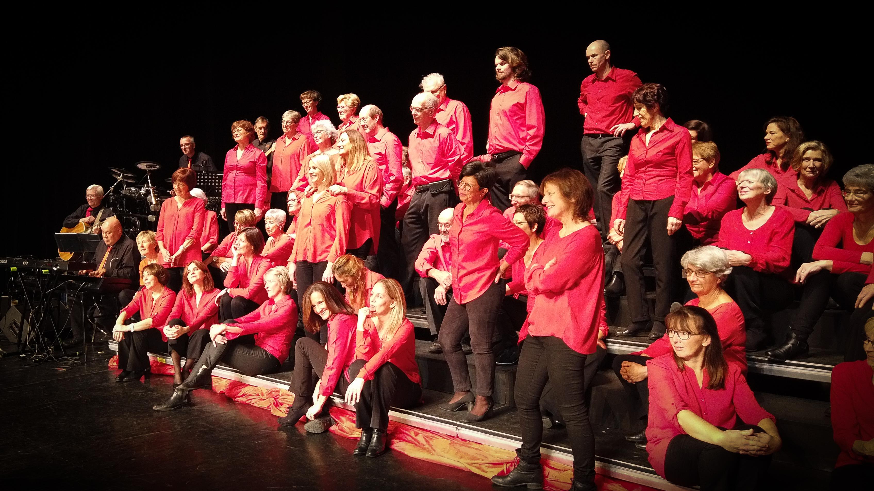 La Girolle chante Sardou